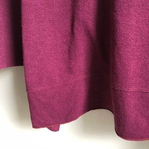 Soft Surroundings Tops - Soft Surroundings Purple Across the Shoulder Top